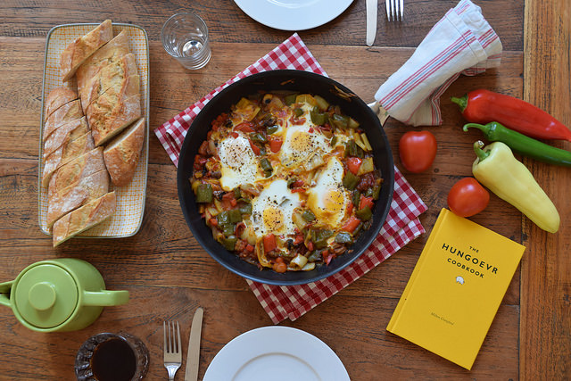 Shakshuka for two