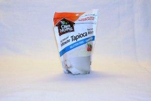 Instant tapioca