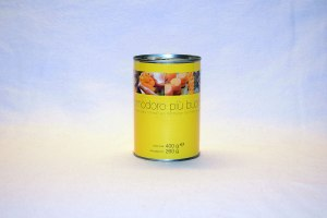Yellow canned tomatoes